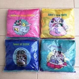 Disney - ディズニー エコバッグ レトロ カプセルトイ 全4種 ダンボ ティーパーティー