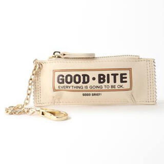 DEUXIEME CLASSE - 【GOOD GRIEF!】GOOD BITE MINI CASE☆白☆新品タグ付