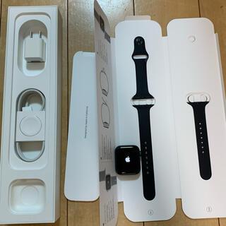 Apple Watch - Apple Watch Series4 40mmGPSモデル