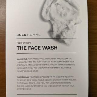 【新品未使用】バルクオム 洗顔料 100g(洗顔料)
