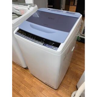 日立 - (洗浄・検査済み)HITACHI 洗濯機 7.0kg 2017年製