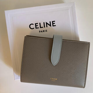 celine - 新品未使用 セリーヌミディアムウォレット