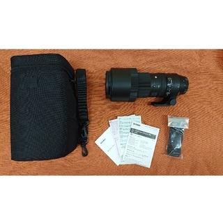 SIGMA - sigma 150-600mm F5-6.3(キャノン EFマウント用)