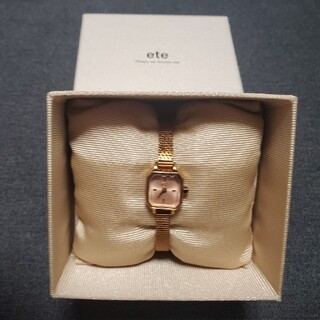 ete - エテ 腕時計