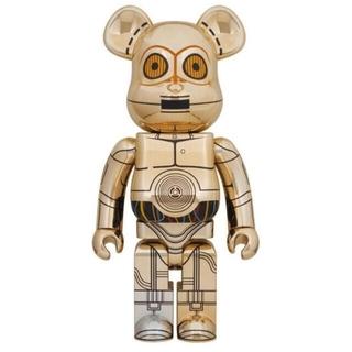 MEDICOM TOY - BE@RBRICK C-3PO(TM) 1000%