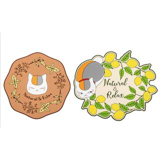 BANDAI - 夏目友人帳一番くじ ニャンコ先生のNATURAL&RELAX G賞 ラバー雑貨