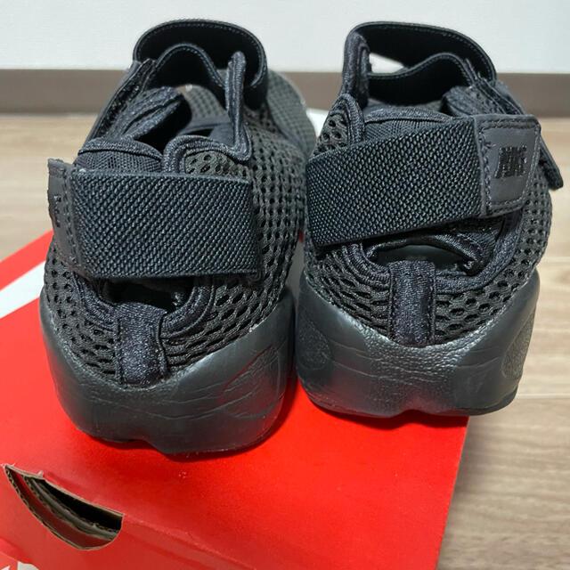 NIKE(ナイキ)の超希少!NIKE ナイキ エアリフト オールブラック レディースの靴/シューズ(スニーカー)の商品写真