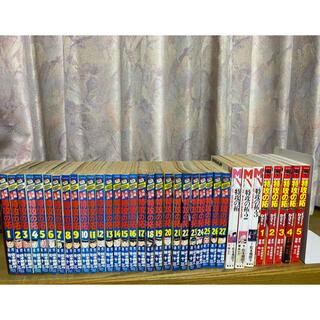 疾風伝説 特攻の拓  全27巻  小説(3冊) 外伝 5巻