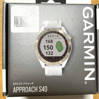 GARMIN - ガーミンアプローチS40