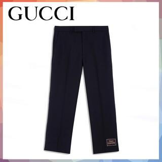 グッチ(Gucci)のGUCCI orgasmique ほぼ未使用 サイズ44 スラックスパンツ(スラックス)