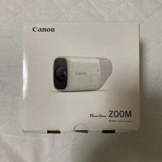 Canon - Canon キャノン PowerShot ZOOM 開封済/未使用
