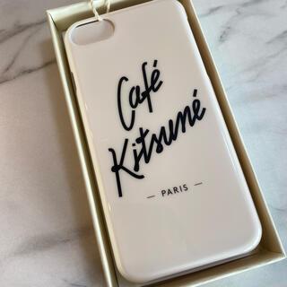 MAISON KITSUNE' - ラスト1【新品】Maison Kitsune メゾンキツネ iPhoneケース