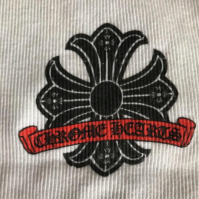 Chrome Hearts(クロムハーツ)のクロムハーツ CHROME HEARTS メンズ タンクトップ 美品 白  メンズのトップス(タンクトップ)の商品写真
