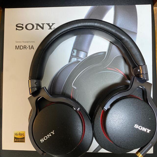 SONY - ソニー MDR-1A