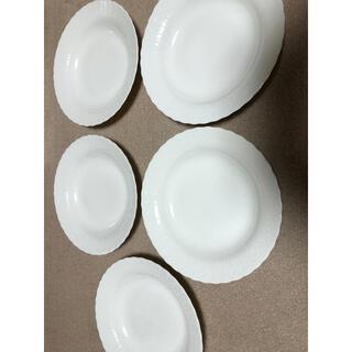 ナルミ(NARUMI)のナルミボーンチャイナ◆パスタ皿5枚セット(食器)
