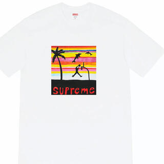シュプリーム(Supreme)のsupreme summer tee Mサイズ Tシャツ(Tシャツ/カットソー(半袖/袖なし))