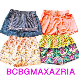 BCBGMAXAZRIA - 美品 BCBGMAXAZRIA ショートパンツ 4点セット