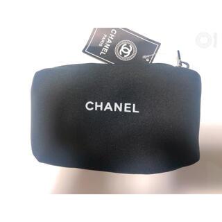 CHANEL - 【シワあり】CHANEL ノベルティポーチ