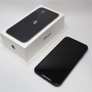 iPhone - 【美品】iPhone11 128GB ブラック SIMフリー