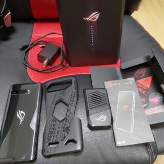 ASUS - ROG phone 3 ブラックグレア
