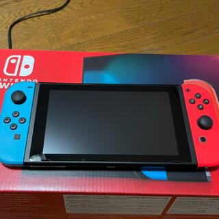 Nintendo Switch - Nintendo Switch ニンテンドー スイッチ ネオン 美品