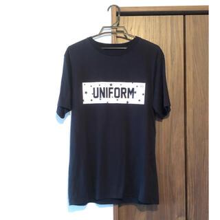 ユニフォームエクスペリメント(uniform experiment)の新之助07様専用☆uniform experiment Tシャツ(Tシャツ/カットソー(半袖/袖なし))