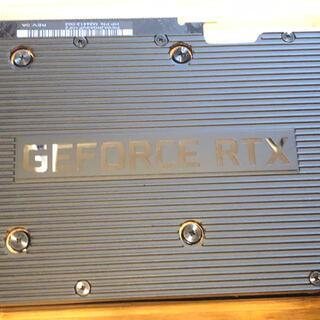 ヒューレットパッカード(HP)のGEFORCE RTX3080 HP グラフィックボード PCパーツ(PCパーツ)