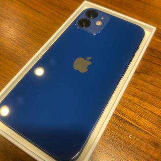 iPhone - 外装ほぼ新品iPhone12mini 128GB シムフリーAPストア版