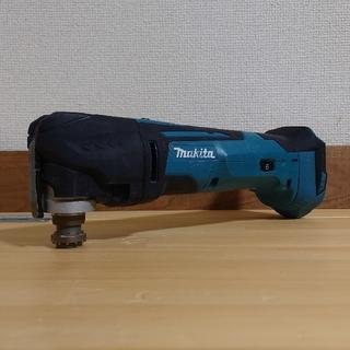 マキタ(Makita)の【papaiya様専用】マキタ 18V 中古 充電式マルチツール TM51D(工具/メンテナンス)