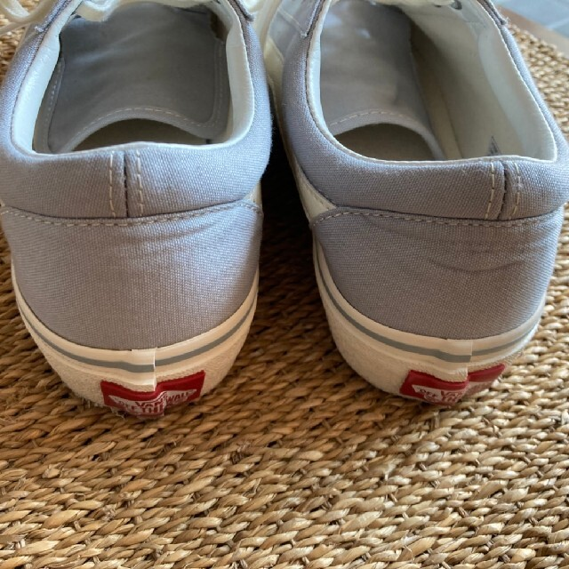 VANS(ヴァンズ)のVANS レディーススニーカー 24cm バンズ   グレー リッパー レディースの靴/シューズ(スニーカー)の商品写真