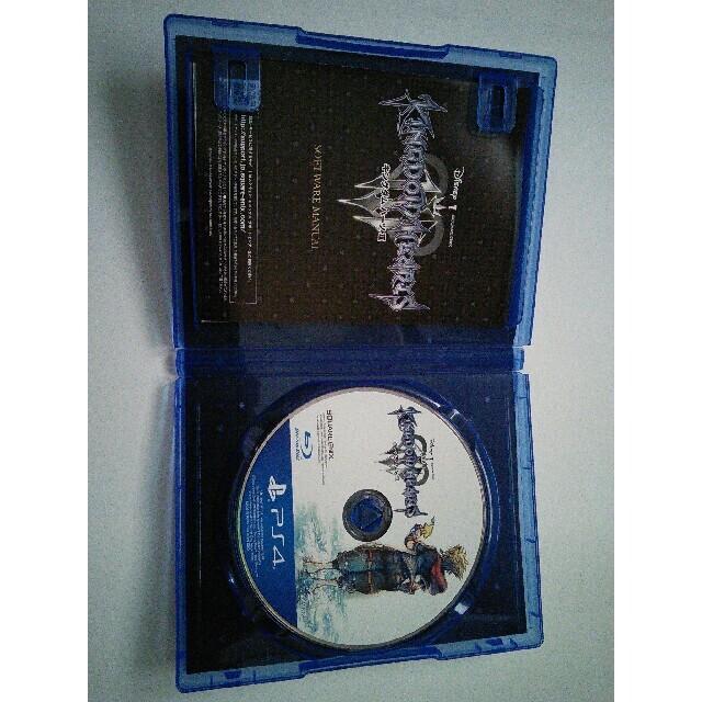 PlayStation4(プレイステーション4)のキングダムハーツ3 PS4  エンタメ/ホビーのゲームソフト/ゲーム機本体(家庭用ゲームソフト)の商品写真