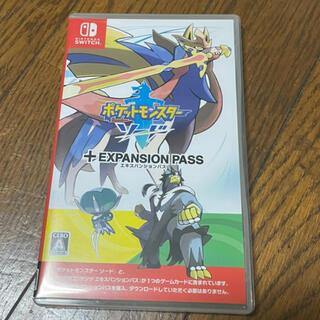 Nintendo Switch - ポケットモンスター ソード+エキスパンションパス
