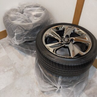 クラウン220系RS アドバンス タイヤ+ホイール(タイヤ・ホイールセット)