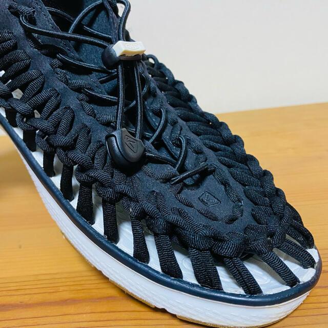 KEEN(キーン)のKEEN★26センチユニークO2★試履きのみ新品同様 メンズの靴/シューズ(サンダル)の商品写真