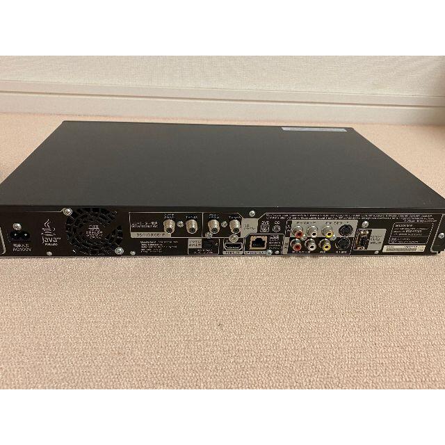 SONY(ソニー)のソニー BDZ-AT700 ブルーレイレコーダー SONY スマホ/家電/カメラのテレビ/映像機器(ブルーレイレコーダー)の商品写真