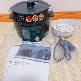 アイリスオーヤマ - ☆ 新品未使用品 ☆ IRIS KPC-MA2 電気圧力鍋