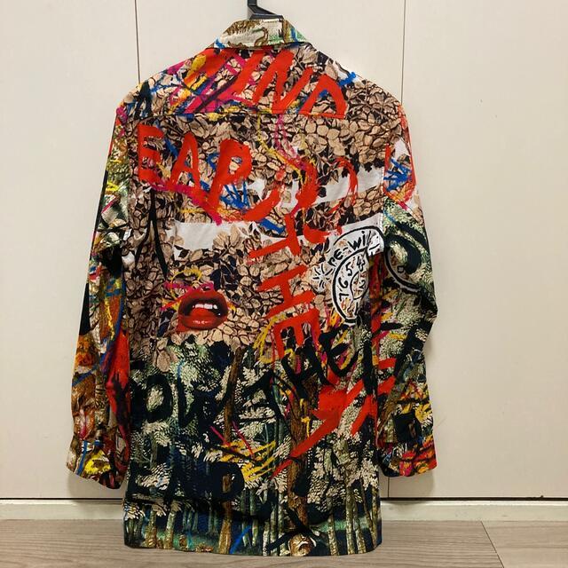 Vivienne Westwood(ヴィヴィアンウエストウッド)のviviennewestwood シャツ レディースのトップス(シャツ/ブラウス(長袖/七分))の商品写真