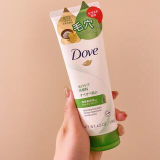 ユニリーバ(Unilever)の【美品】Dove ディープピュア 洗顔フォーム(洗顔料)