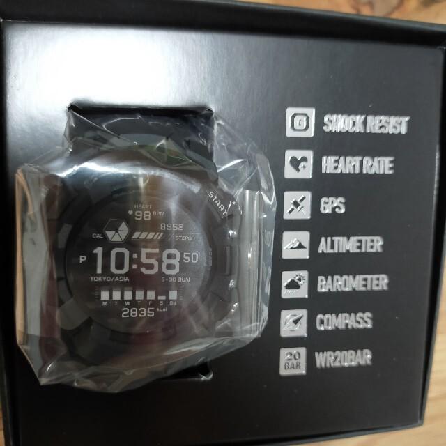 G-SHOCK(ジーショック)の★KSさん専用 G-SHOCK GSW-H1000-1AJR ブラック メンズの時計(腕時計(デジタル))の商品写真