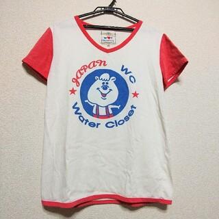 ダブルシー(wc)のクマタン Tシャツ(Tシャツ(半袖/袖なし))