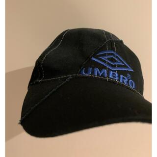 バレンシアガ(Balenciaga)のvetements ヴェトモン アンブロ CAP キャップ 帽子 バレンシアガ(キャップ)
