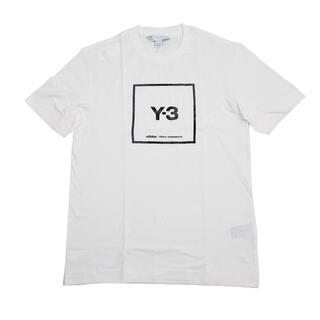 Y-3 - 【新作】Y-3 adidas メンズ Tシャツ ホワイト S