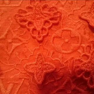 ルイヴィトン(LOUIS VUITTON)の刺繍レースTシャツ  (Tシャツ(半袖/袖なし))