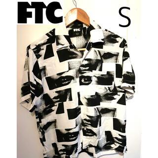 エフティーシー(FTC)の【古着】FTC◆半袖シャツ/S/レーヨン/WHT【メンズウェア】(シャツ)