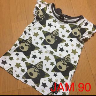 ジャム(JAM)のJAM 女の子 Tシャツ 90(Tシャツ/カットソー)