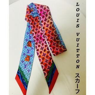 ルイヴィトン(LOUIS VUITTON)のルイヴィトン バンドーBB バブルグラム スカーフ(バンダナ/スカーフ)