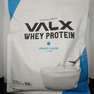 VALX バルクス ホエイプロテイン ヨーグルト風味