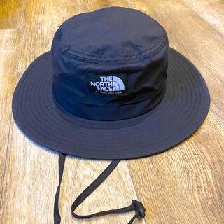 ノースフェイス ハット帽子 ブラック Sサイズ