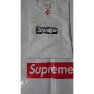 Supreme - Supreme Emilio Pucci Box Logo Tee White