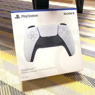 プレイステーション(PlayStation)のPS5 DualSenseワイヤレスコントローラ(家庭用ゲーム機本体)